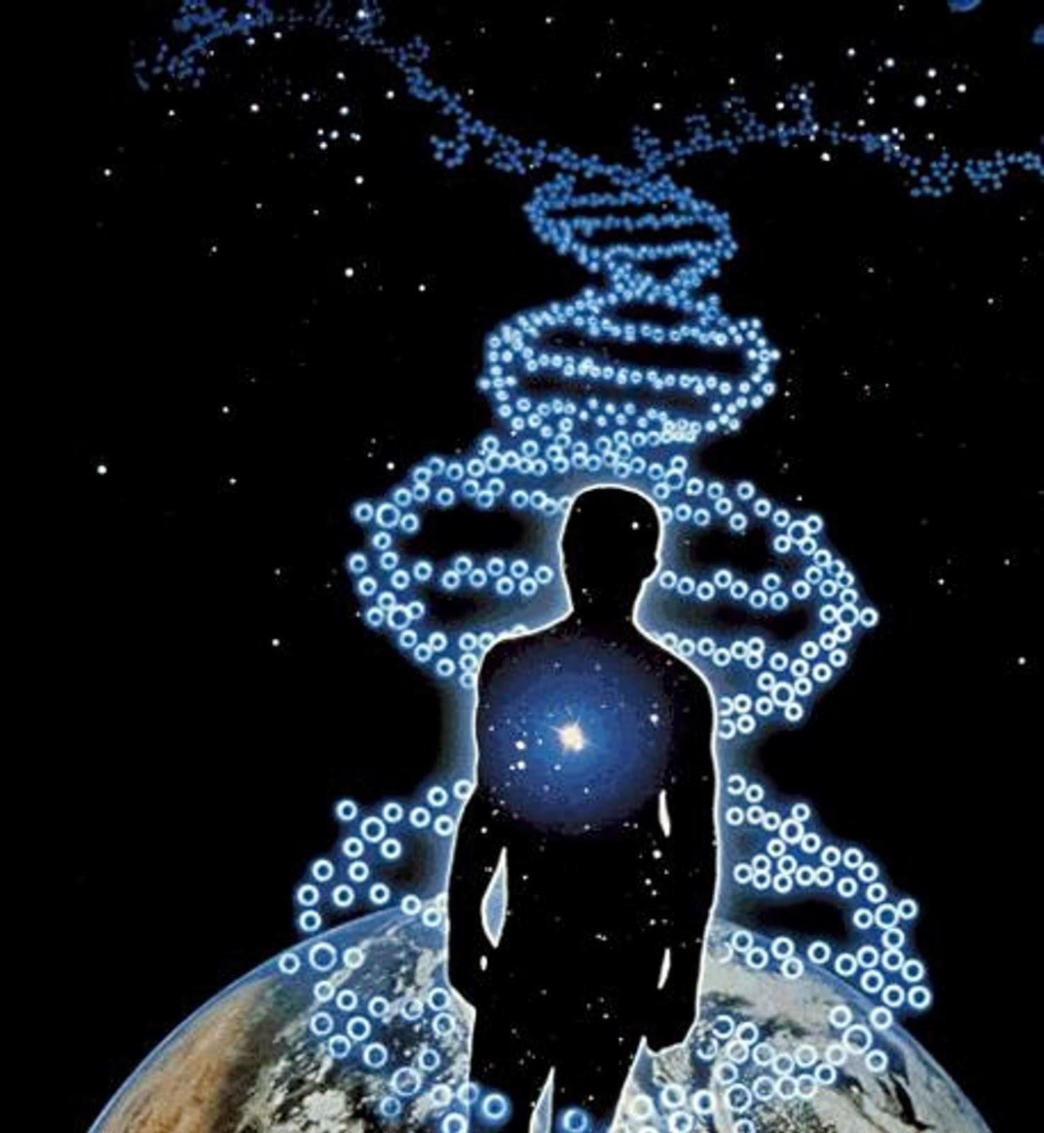DNA-connection