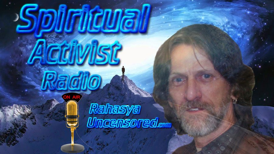 Spiritual Activist-Rahasya