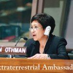 Extraterrestrial ambassador
