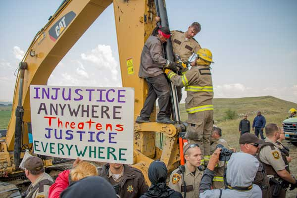 Justice at Standing Rock