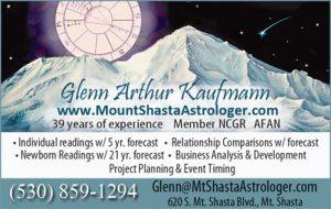 Astrology-glenn kaufmann