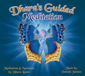 Dhara-Guided Meditation-front cover