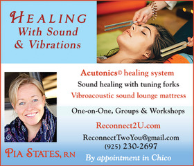 Healing With Sound & Vibration