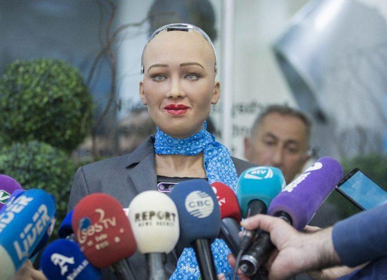 artificial intelligence-sophia