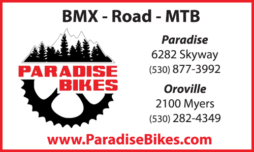 Paradise/Oroville Bikes