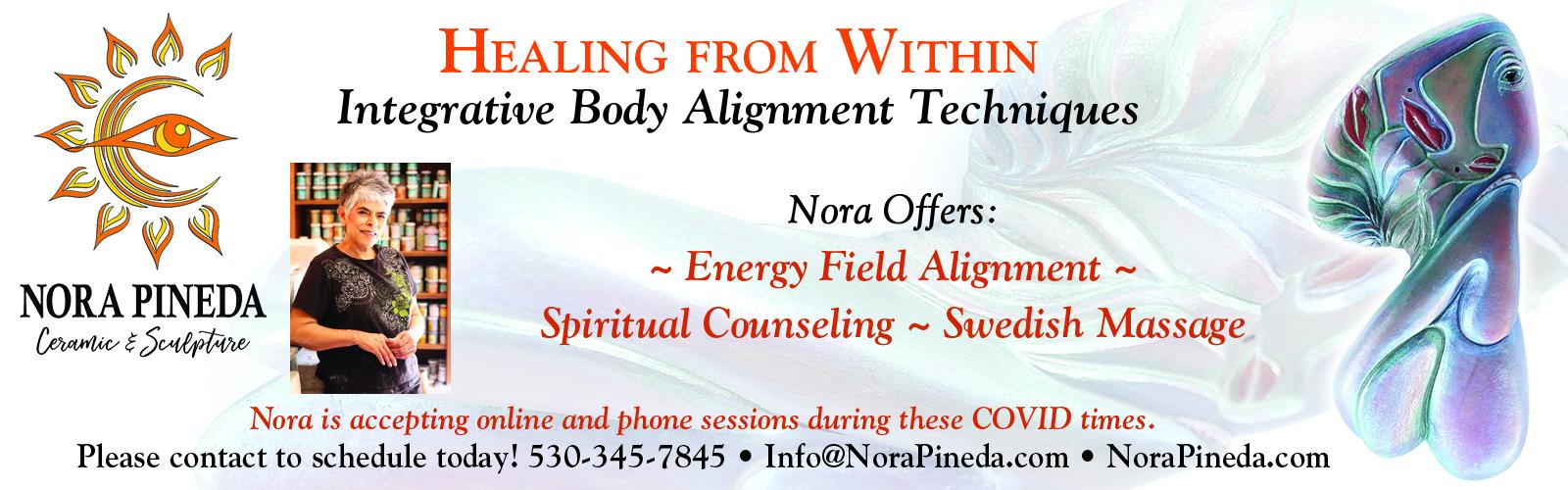 Nora Pineda Healing